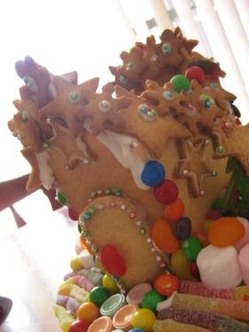 クッキーハウス(半壊バージョン。。。)
