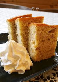 ホームメイドの定番 バナナケーキ!