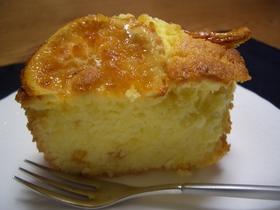 砂糖漬けを使った 柚子のパウンドケーキ