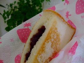 食パンで♪即席ヘルシーあんドーナツ
