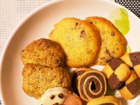 ずぼら向き★練乳ミルクティークッキー