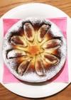 いちじくとブルーチーズのチーズケーキ