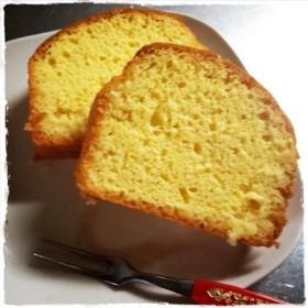 シナモン好きの為のパウンドケーキ