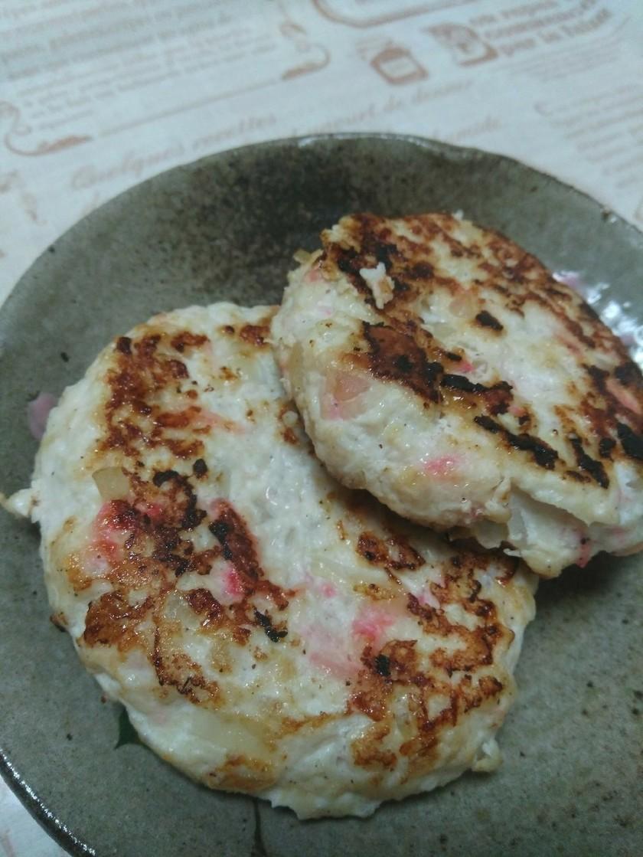 鶏挽き肉でヘルシー豆腐ハンバーグ