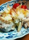 鯖缶おろし乗せ(減塩&ダイエットレシピ)