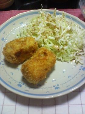 カロリー控えめ!美味しい豆腐コロッケ