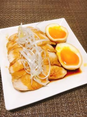 炊飯器で簡単✤やわらか鶏チャーシュー