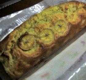 誰でもできる激旨☆キャラメルバナナケーキ