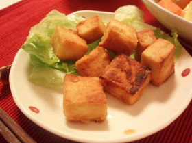 簡単!高野豆腐のから揚げ