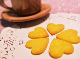 米粉のかぼちゃクッキー