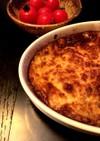 ゴーヤとブロッコリーの豆腐チーズグラタン