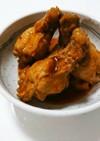 鶏手羽元の簡単ピリ辛煮込み