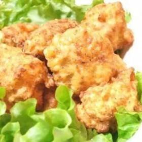お豆腐とツナの簡単ナゲット