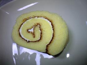 ■簡単・手抜き■アイスロールケーキ