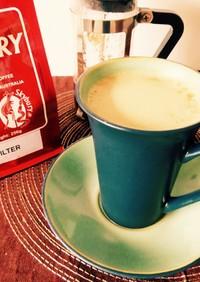 パフォーマンスUP基本のバターコーヒー