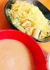 レンジで簡単!美味しいつけ麺のタレ