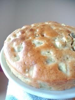 ■ホットケーキミックス■サツマイモケーキ