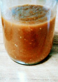 冷凍ミニトマトで和風トマトソース
