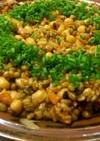 ウズベキスタン♡緑豆と白豆のご飯