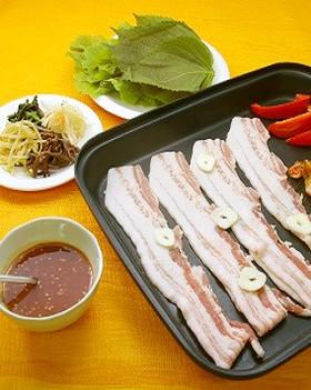 お家で簡単★サムギョプサルのタレ
