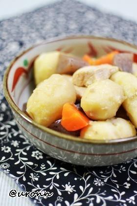 和食の定番、里芋の煮物♪