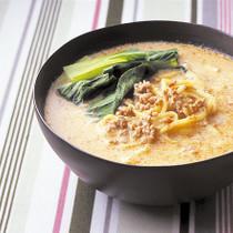 豆乳入り担担麺