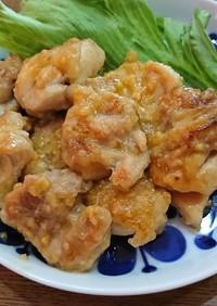 簡単☆鶏の甘味噌焼きーお弁当にも