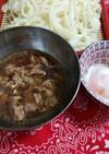☆温つけ麺~牛すき風~☆