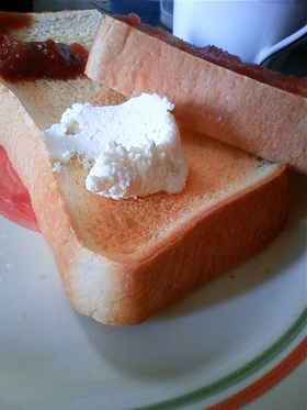 牛乳とみそでクリームチーズ!?風