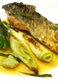 簡単 ご飯がススム! 秋鮭の焼き浸し
