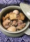 豚の角煮 (タイ料理)ムーカイパロー