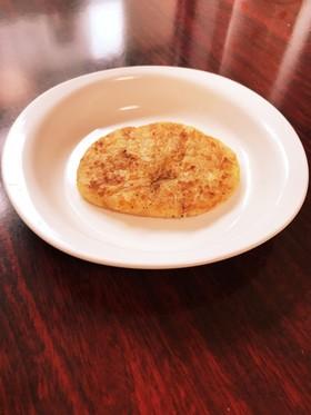 ❁離乳食中期♡ポテトと豆腐のおやき❁