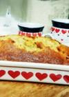 ルバーブのパウンドケーキ