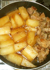 豚と大根の角煮♪簡単・圧力鍋なし
