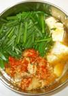 豆腐チゲ♪簡単豆腐チゲ鍋