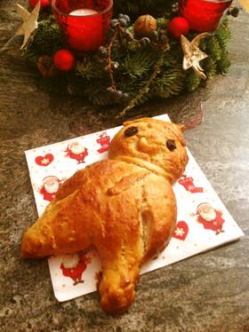 グリッティベンズ・聖二コラスの日のパン