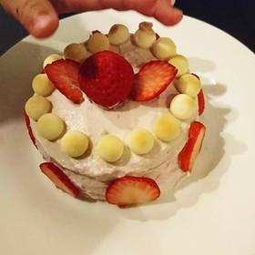 1歳お誕生日でも食べられる!食パンケーキ