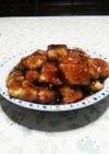 ニザダイの捌き方と生姜入り絡め焼き