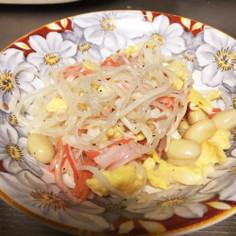 春雨のピリ辛サラダ