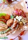 低糖質弁当5ミニとんかつと芋煮 秋弁当
