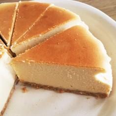 本格?簡単濃厚ニューヨークチーズケーキ