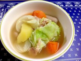 野菜を食べよう♪シンプル・ポトフ