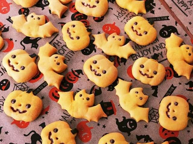 ハロウィン お菓子 レシピ