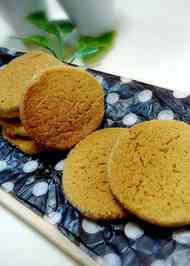 ホットケーキミックス アイスボックスクッキー