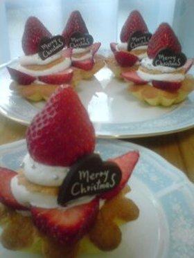 苺のツリーケーキ*2007