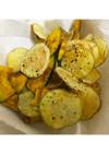 ノンオイル☆レンジで簡単野菜チップス