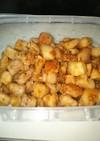 豚バラ ブロック にんにく醤油 常備菜