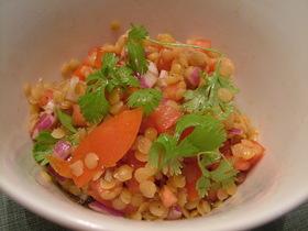 簡単★お豆のサラダ