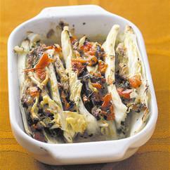 白菜と豚肉のオーブン焼き