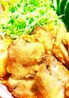小麦粉不使用/アク抜きゆで豚でトンカツ!